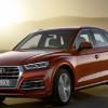 Goldenes Lenkrad – für Audi Q5