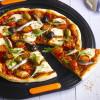 Neues Antihaft-Pizzabackblech
