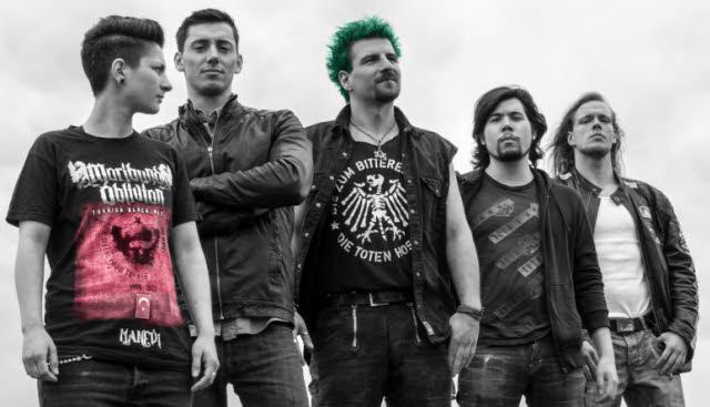 Die Band: ARSEN