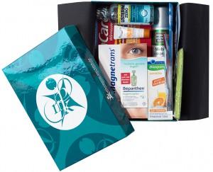Bild: Fitness-Box Von medikamente-per-klick.de
