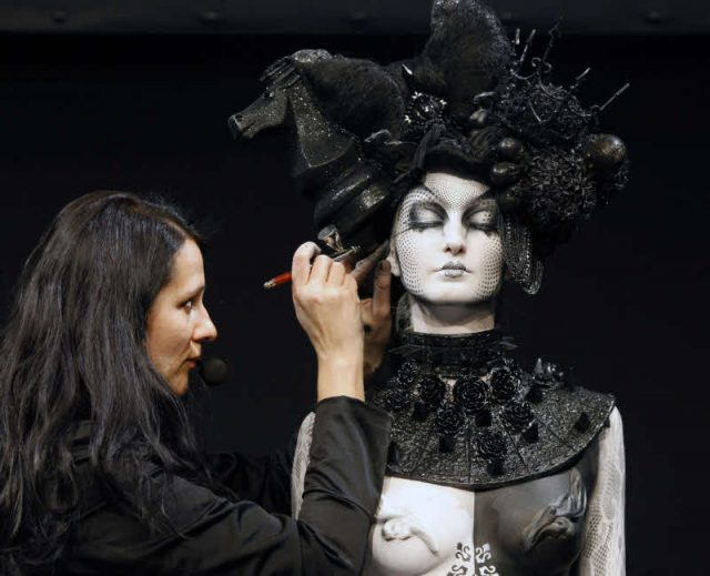 Make Up artist design