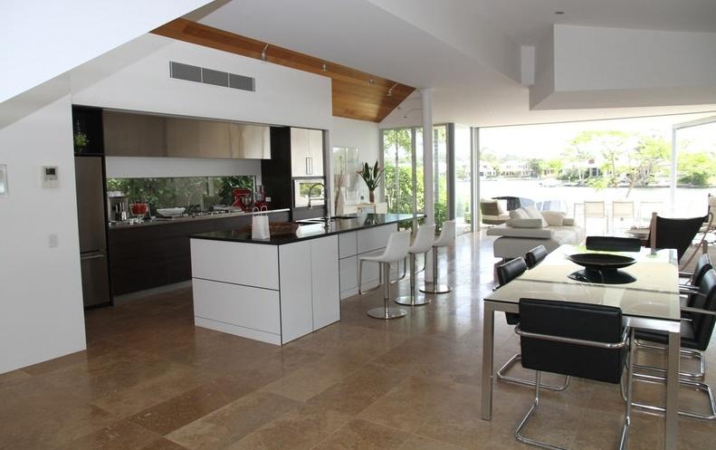 Die Küche Ist Weitaus Mehr, Als Einfach Nur Ein Ort Wo Gesunde Speisen  Zubereitet Werden. Sie Ist In Vielen Haushalten Neben Dem Wohnzimmer Der  Zentrale ...