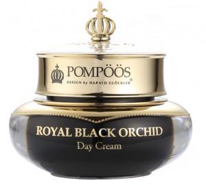 Bild: POMPÖÖS DESIGN by Harald Glöckler Black Orchid Eye Cream