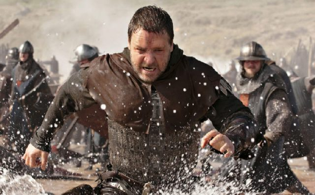 Robin Longstride (Russell Crowe) Foto: MG RTL D / Universal Studios International