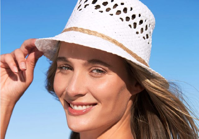 Sonnenschutz Creme